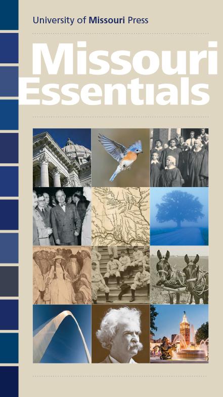 University Of Missouri Press Essentials Catalog 1