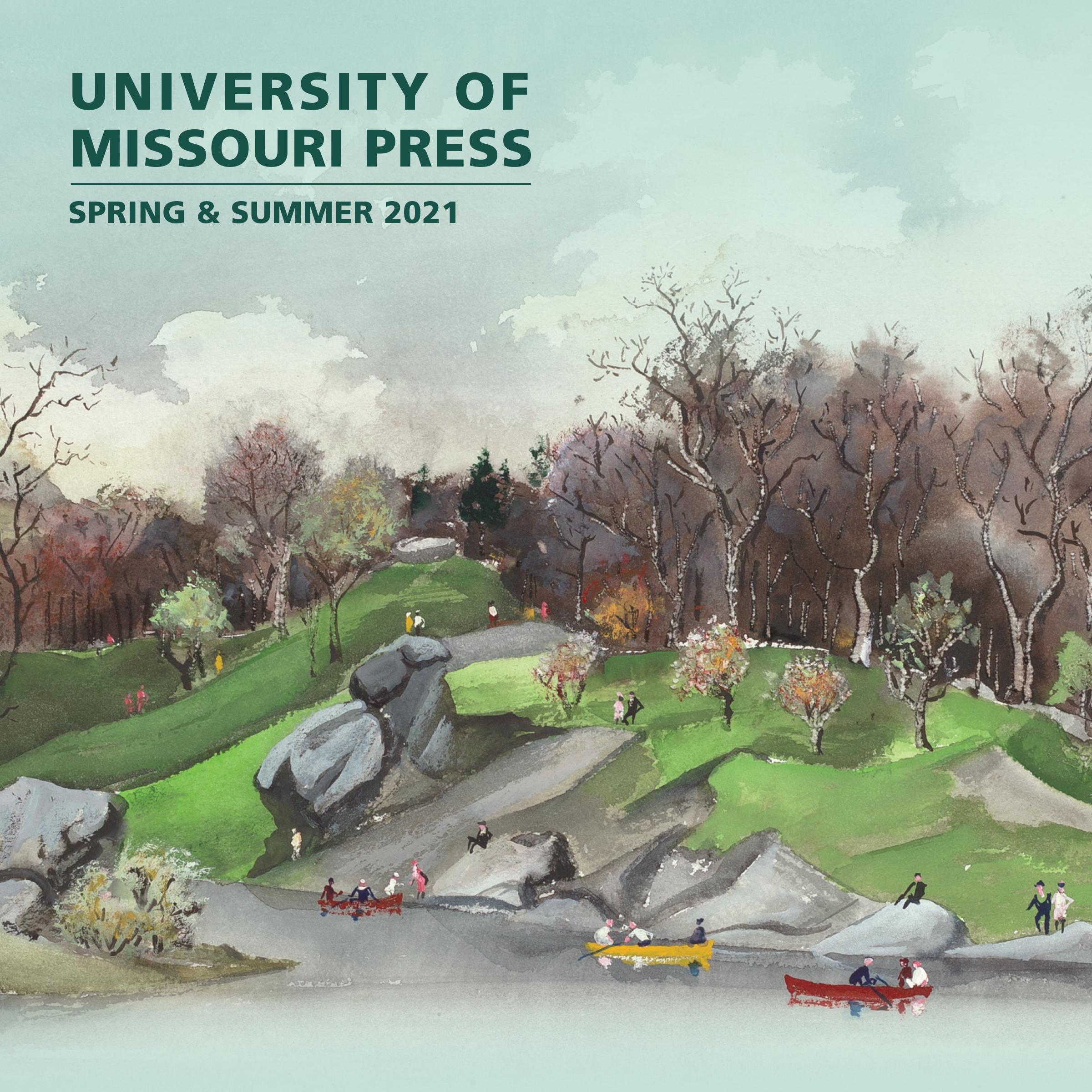 Spring 2021 Catalog Cover